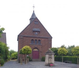 St. Pankriatus Chapel in Ossum